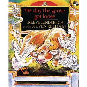 The Day the Goose Got Loose Paperback book