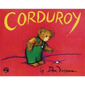 Corduroy Paperback Book by Don Freeman