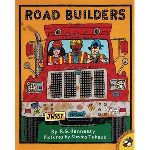 Road Builders Paperback Book