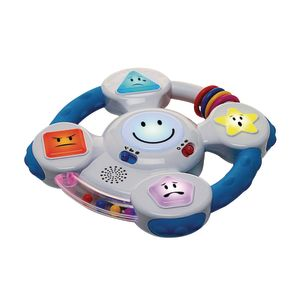 My Spin & Learn Steering Wheel Interactive Educational Toy