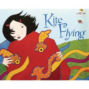 Kite Flying Paperback Book