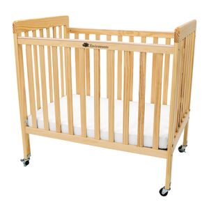 Environments® Low-Profile Compact Crib