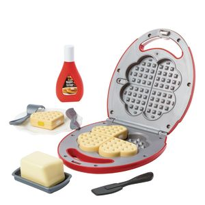 Lights & Sounds Waffle Maker