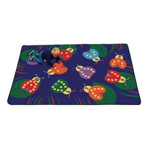 Lady Bug Premium Carpet - 6' x 9' Rectangle