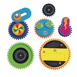 STEM Gearation Magnets Set of 5