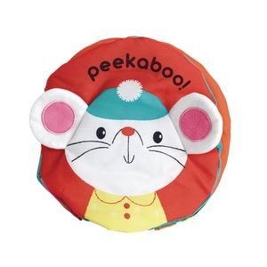 Peekaboo Cloth Book