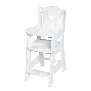 Doll Play High Chair