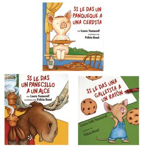 Si les das Spanish Book set of 3