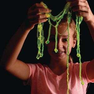 Steve Spangler Glow in the Dark String Slime Classroom Kit