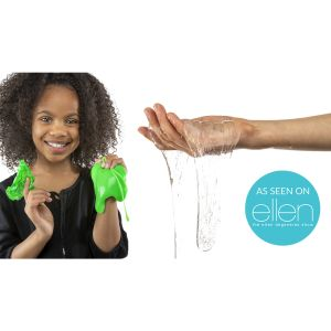 Slime Art - One Gallon - Clear Glass