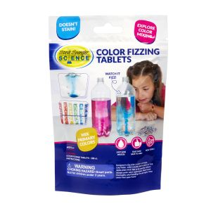 Steve Spangler Science Color Fizzers - True Color Tablets