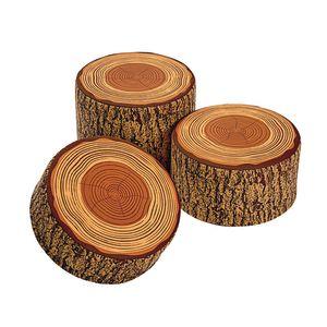 Tree Stump Stools - Set of 3