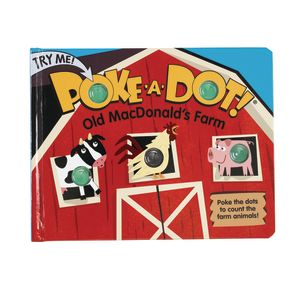 Poke-A-Dot Book: Old Macdonald's Farm