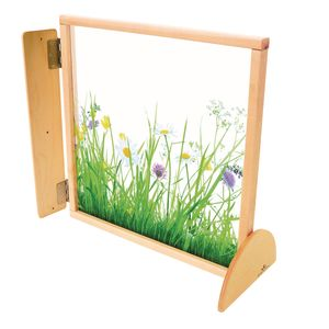 "Nature View Room Divider Panel - 24"" Wide"