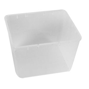 X-Size Cubby Tray - Clear