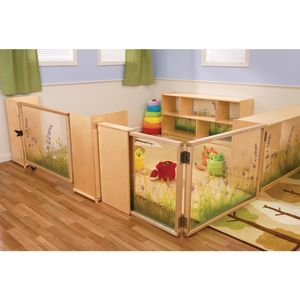 Infant Nature View Room Divider Set