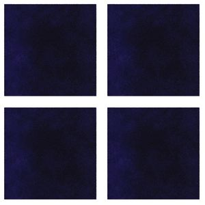 Sound Absorbing Square Wall Tiles, Large - Navy