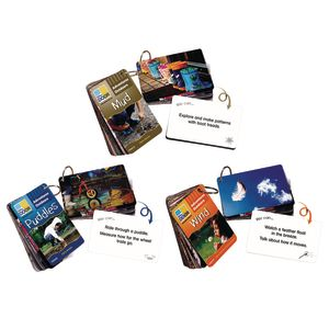 Adventure Outdoor Cards - Set of All 3