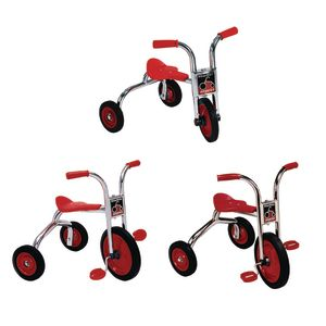 SilverRider® Multi-Age Trike Bundle Set of 3