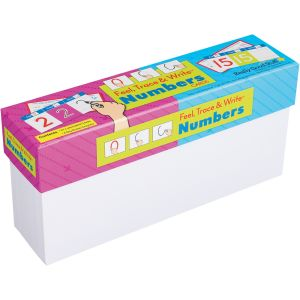 Feel, Trace and Write? Numbers Cards