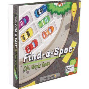 Find-A-Spot? CVC Words Game