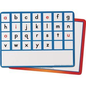 EZread™ Desktop Word-Building Mat