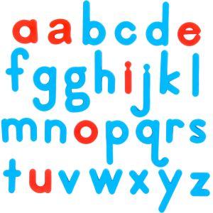 EZread™ Plastic Magnetic Letters – Expanded