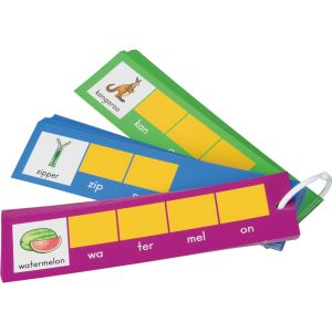 Ezread? Tap-A-Syllable Cards
