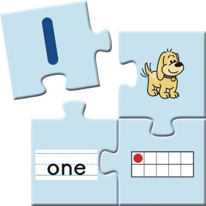 Number Match Puzzles - 1-10