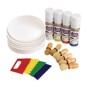 Colorations® Foam Paint Kit