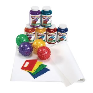Colorations® Washable Finger Paint Kit