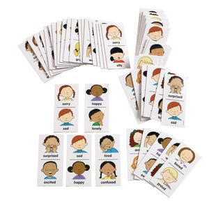 Emotion-oes Game (56 cards)