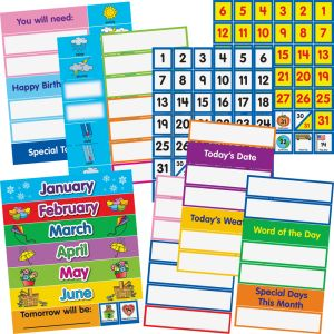 Look What's Happening Today Pocket Chart? - Refill Kit