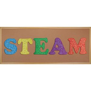 Classroom Display Letters - STEM/STEAM/STREAM