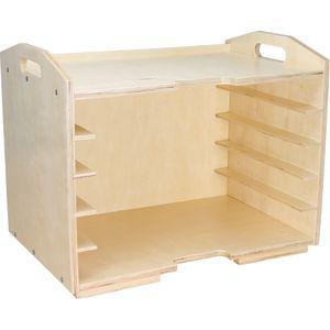 Supply Rack Case - 1 rack