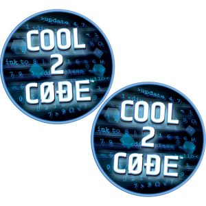Cool 2 Code? Stickers