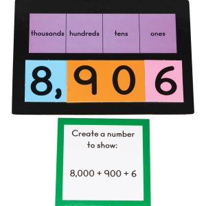 Layer-It? Place Value Learning Activity - Grades K-2