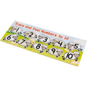 Counting Sheep Tactile Strips