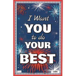 Star-Spangled Teacher Poster