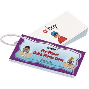 EZread? Pre-Primer Dolch Phrase Cards