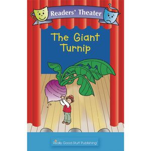 Really Good Readers' Theater - The Giant Turnip Big Book