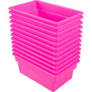 All-Purpose Bin - Set of 12 Pink Neon