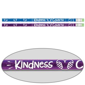 Kindness Counts Pencils - Set of 12