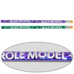 Be A Role Model Pencils 12 Pack