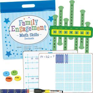 Family Engagement Math Skills  Decimals