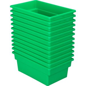 All-Purpose Bin - Set of 12 Green