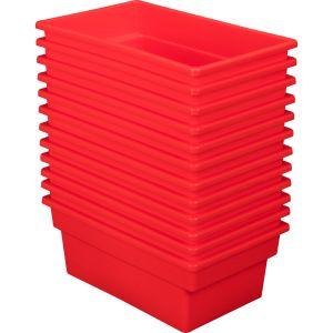 All-Purpose Bin - Set of 12 Red