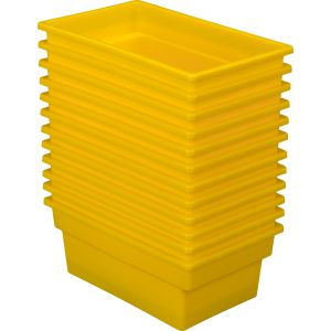 All-Purpose Bin - Set of 12 Yellow