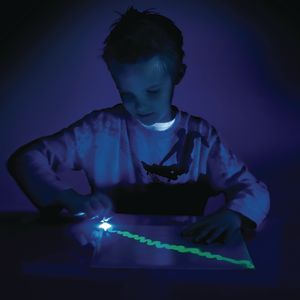 Glow in the Dark Paper - 15 Pack