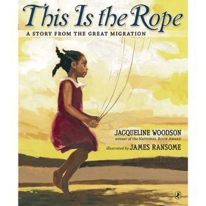 This Is the Rope Paperback Book